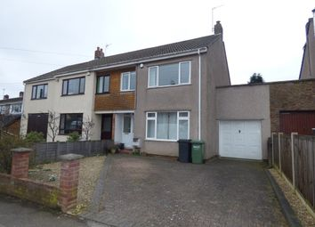 Thumbnail 3 bed semi-detached house to rent in Park Lane, Frampton Cotterell, Bristol