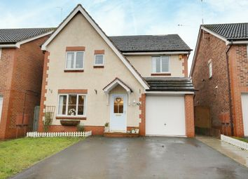 Thumbnail 4 bed detached house for sale in Emmerson Drive, Clipstone, Nottinghamshire