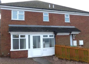 Thumbnail 1 bed property to rent in Alconbury Close, Stanground, Peterborough