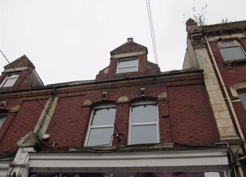 Thumbnail 3 bed maisonette to rent in High Street, Barry, Vale Of Glamorgan