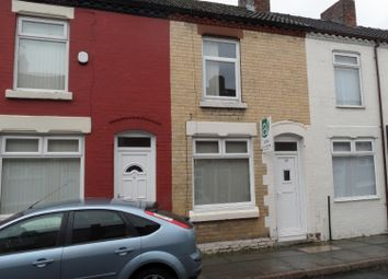 Thumbnail 2 bedroom terraced house to rent in Grantham Street, Kensington, Liverpool
