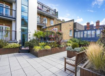 Thumbnail 2 bed flat for sale in Hampton Court Mews, Feltham Avenue, East Molesey, Surrey