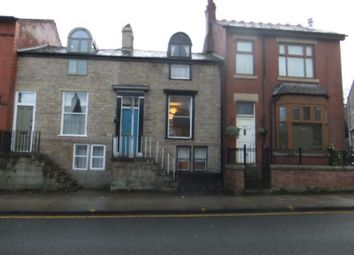Thumbnail 1 bed terraced house for sale in Halliwell Road, Halliwell, Bolton