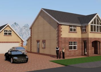 Thumbnail 5 bed detached house for sale in Plot 2 Inchneuk Road, Glenboig, Coatbridge