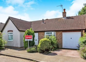 Thumbnail 2 bed detached bungalow for sale in Benyon Grove, Orton Malborne, Peterborough