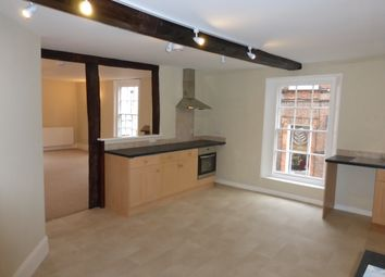 Thumbnail 1 bed flat to rent in Hatter Street, Bury St. Edmunds