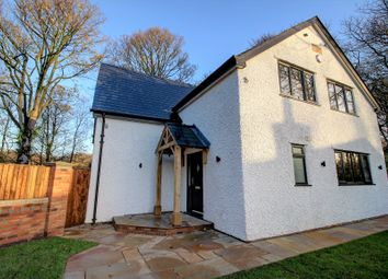 Thumbnail 4 bedroom detached house for sale in Woodstock Drive, Worsley, Manchester