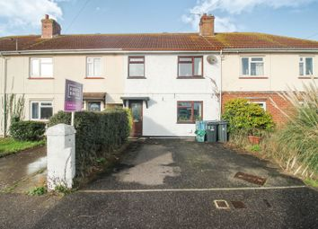 Thumbnail 3 bed terraced house for sale in Turner Avenue, Exmouth