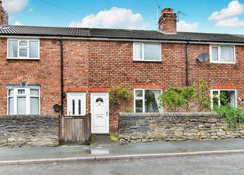 Thumbnail 2 bedroom terraced house for sale in Black Road, Macclesfield