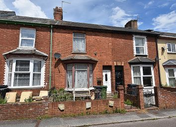 Thumbnail 2 bedroom terraced house for sale in West Terrace, Heavitree, Exeter