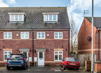 Thumbnail 3 bedroom semi-detached house for sale in Alderglen Road, Manchester, Greater Manchester