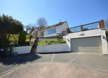 Thumbnail 3 bedroom detached bungalow for sale in Buckeridge Avenue, Teignmouth, Devon