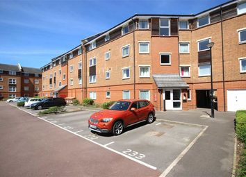 Thumbnail 2 bed flat for sale in Yersin Court, Swindon
