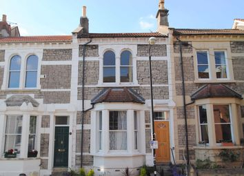 Thumbnail 3 bedroom terraced house for sale in York Road, Montpelier, Bristol