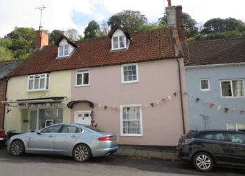 Thumbnail 4 bed terraced house for sale in West Street, Dunster, Minehead