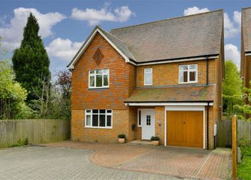 Thumbnail 5 bed detached house for sale in Bywood Close, Banstead, Surrey