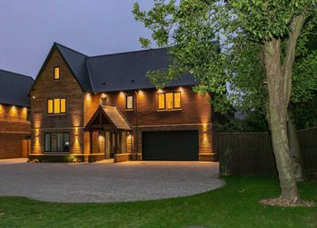Thumbnail 6 bed detached house for sale in Walton Road, Wavendon