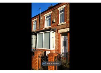 Thumbnail 3 bed terraced house to rent in Rowsley Street, Manchester