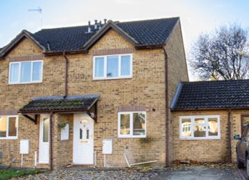 Thumbnail 3 bed terraced house for sale in Thorney Leys, Witney, Oxfordshire