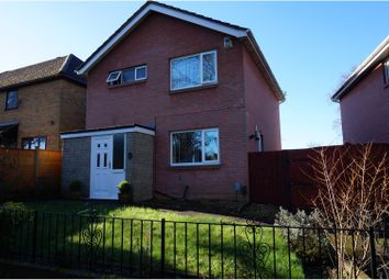 Thumbnail 3 bed detached house for sale in Merryfield Lane, Bournemouth