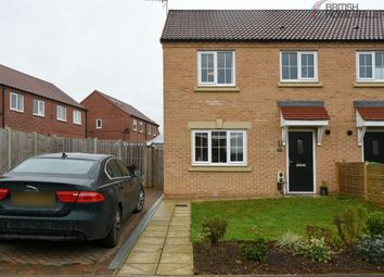 Thumbnail 3 bed semi-detached house for sale in Oak Tree Mount, Leeds, West Yorkshire