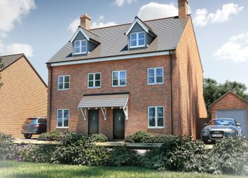 "Thumbnail 3 bed semi-detached house for sale in ""The Acton"" at Pine Ridge, Lyme Regis"