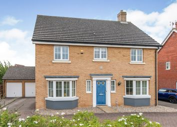 4 bed detached house for sale in Goosander Road, Stowmarket IP14