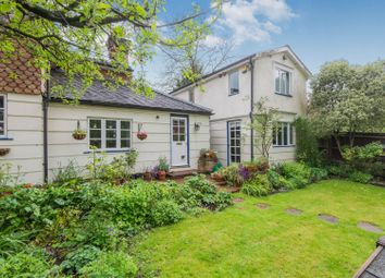 Thumbnail 4 bed detached house for sale in Church Lane, Colden Common