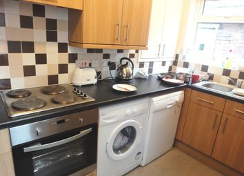 Thumbnail 6 bed terraced house to rent in Charlotte Road, Sheffield