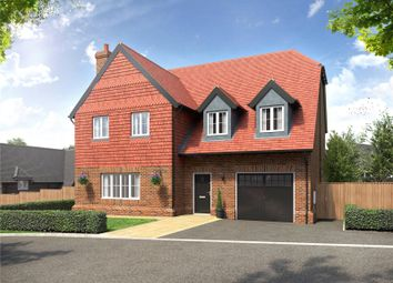 Thumbnail 5 bed detached house for sale in Squires Park, Bushey Hall Drive, Bushey, Hertfordshire