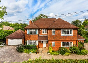 Thumbnail 6 bed detached house for sale in Pirbright, Woking, Surrey