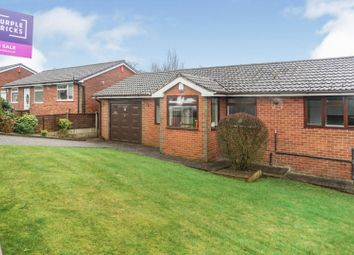 Thumbnail 2 bed detached bungalow for sale in Rakewood Drive, Oldham