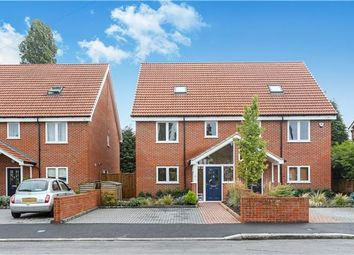 Thumbnail 4 bed semi-detached house to rent in Pollard Road, Morden, Surrey