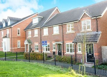 Thumbnail 3 bed property for sale in Wallbrook Avenue, Macclesfield