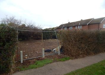 Thumbnail 3 bed detached house for sale in Land West Of 53 Crescent Road, Whittlesey, Peterborough, Cambridgeshire