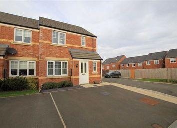 3 bed end terrace house for sale in Llys Collen, Oakenholt, Flintshire CH6