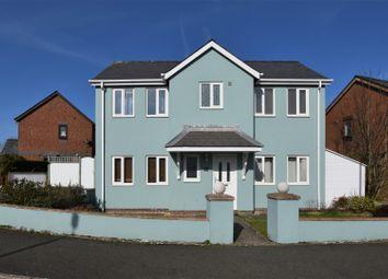 4 bed detached house for sale in Tudor Gardens, Merlins Bridge, Haverfordwest SA61