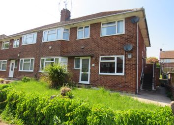 Thumbnail 2 bed flat for sale in Ladybrook Lane, Mansfield
