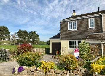 Thumbnail 3 bed semi-detached house for sale in Guineaport Parc, Wadebridge