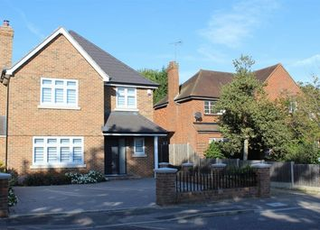 Thumbnail 4 bed detached house for sale in Marshall Road, Rainham, Gillingham, Kent