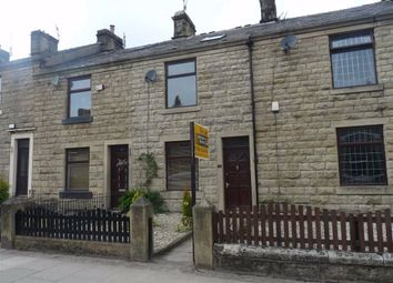 Thumbnail 3 bedroom terraced house to rent in Bolton Road West, Ramsbottom, Greater Manchester