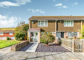 Thumbnail 2 bed end terrace house for sale in Connell Drive, Brighton