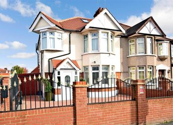 Thumbnail Semi-detached house for sale in Woodford Avenue, Ilford, Essex