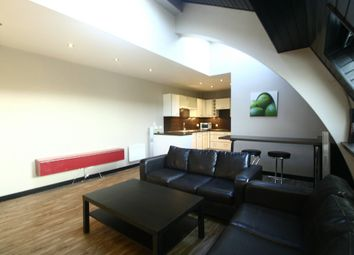 Thumbnail 2 bed flat to rent in Top Floor, Blenheim House, City Centre
