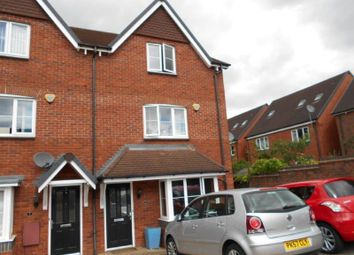 Thumbnail 4 bedroom end terrace house to rent in Stoney Leasow, Birmingham Road, Wylde Green, Sutton Coldfield