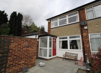 Thumbnail 3 bed end terrace house for sale in Turner Close, Hayes, Middlesex