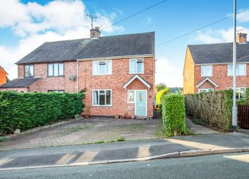 Thumbnail Semi-detached house for sale in The Crescent, Mayfield, Ashbourne