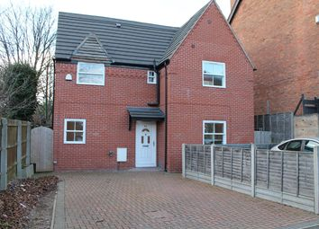 Thumbnail 3 bed detached house for sale in Selborne Road, Handsworth Wood, Birmingham