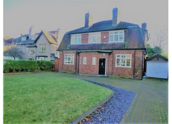Thumbnail 4 bed detached house for sale in The Serpentine, Liverpool