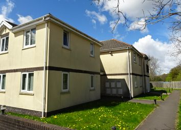 Thumbnail 2 bed flat to rent in Dynea Road, Rhydyfelin, Pontypridd